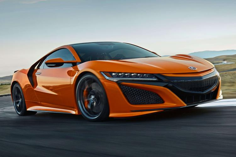 Upgraded Honda NSX here early 2019 - motoring.com.au