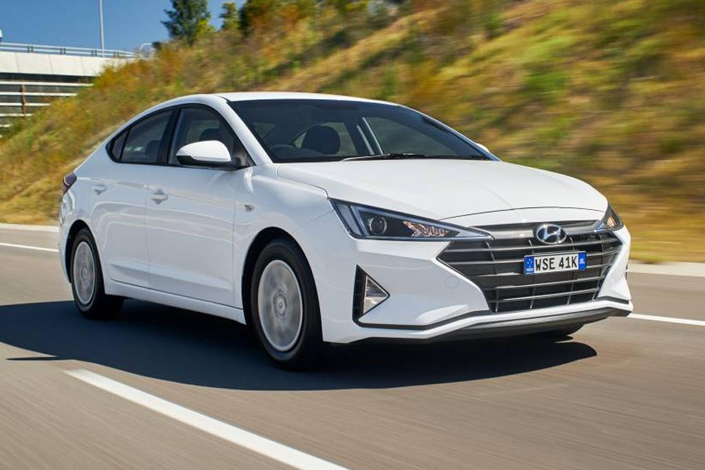 Hyundai Elantra upgraded and repriced - motoring com au