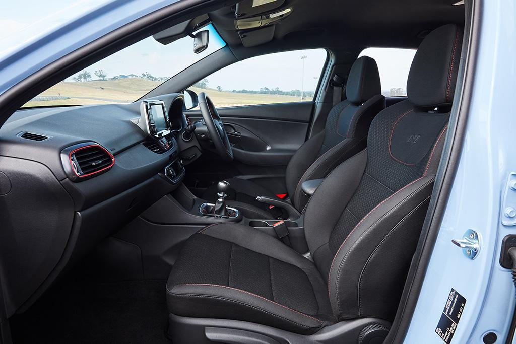 Small Price Premium For Hyundai I30 Fastback N Tynan Motors Car Sales