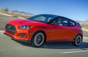SEMA: Performance parts for new Hyundai Veloster - motoring com au