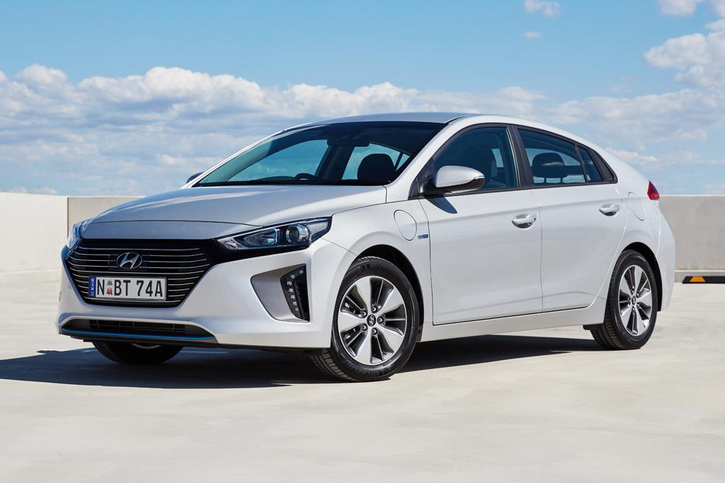 Razor Sharp Pricing For Hyundai Ioniq