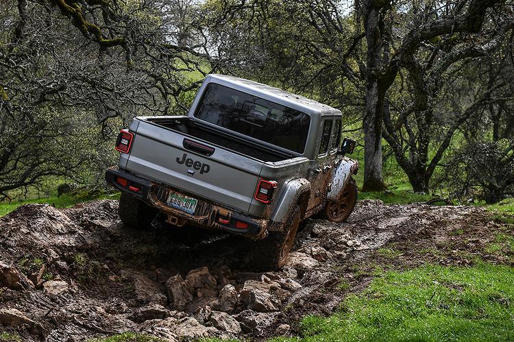 Jeep Gladiator 2020 Review Motoring Com Au
