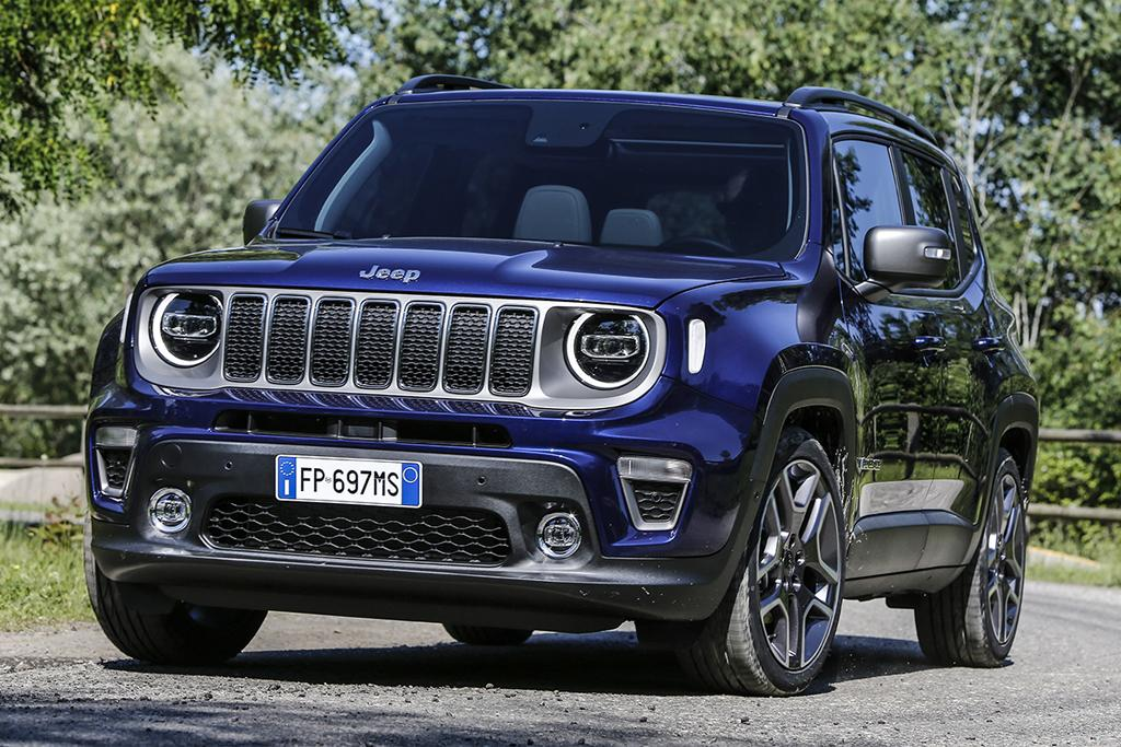 2019 Jeep Renegade Revealed Motoring Com Au
