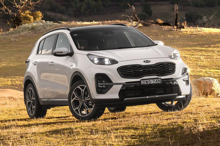 Kia Sportage 2018 Review - motoring.com.au