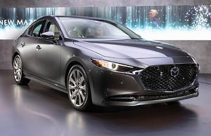 La Motor Show All New 2019 Mazda3 Makes World Debut Motoring Com Au