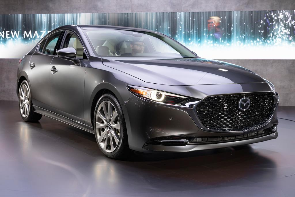 Four things you should know about the 2019 Mazda3 - motoring