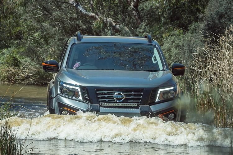 Nissan Navara N Trek Warrior 2019 Review Motoring Com Au