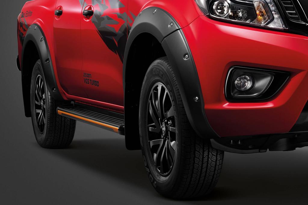 New Nissan Navara N-TREK heads upgraded ute range - motoring