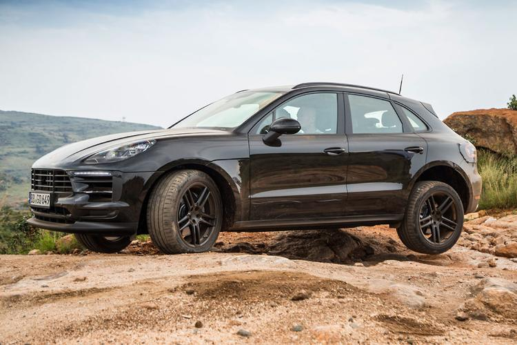 New 2019 Porsche Macan Surfaces Motoring Com Au