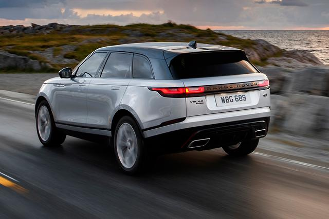 2019 Range Rover Velar SVR: News, Specs, Price >> More Equipment For 2019 Range Rover Velar Motoring Com Au