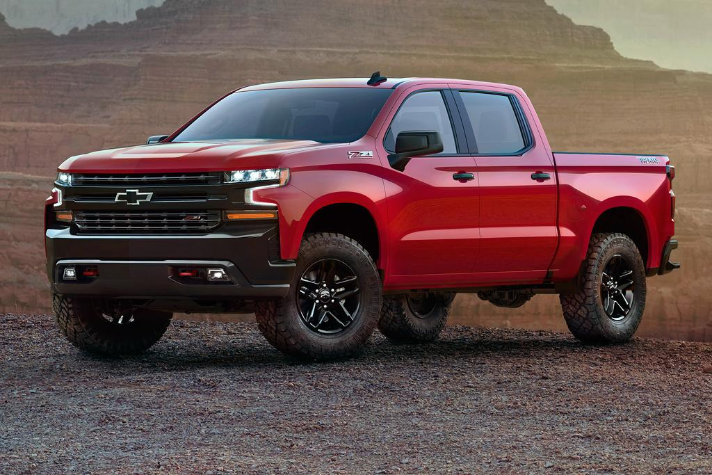 New 2019 Chevy Silverado Revealed Motoring Com Au