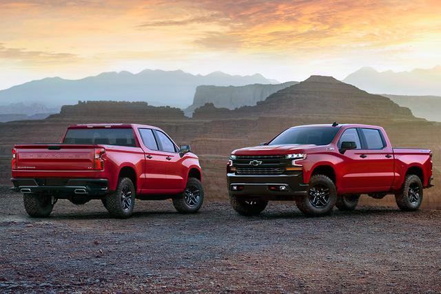 New 2019 Chevy Silverado Revealed Motoring Com Au