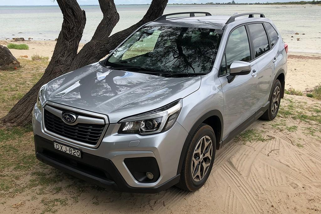 Subaru Forester 2019 Review - motoring com au