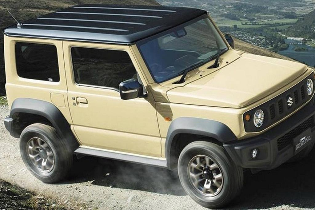 2019 Suzuki Jimny: News, Design, Release >> New Suzuki Jimny Revealed Motoring Com Au