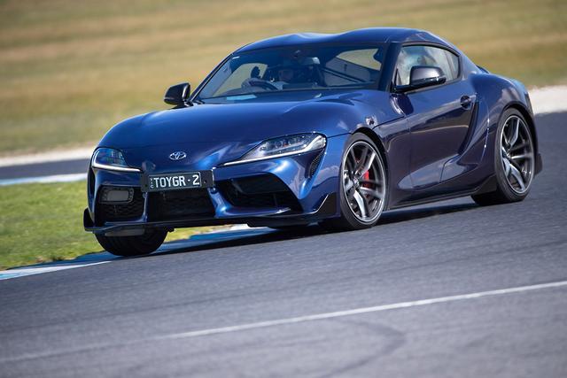 Toyota Supra 2019 Review - motoring com au