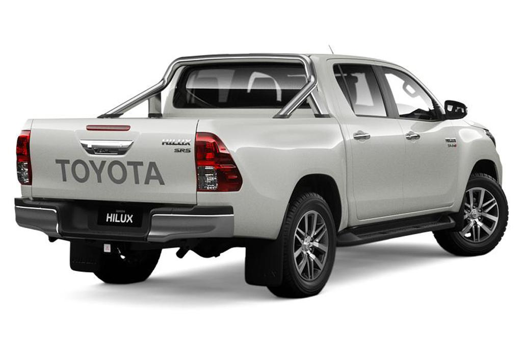 New-look Toyota HiLux now on sale - motoring com au