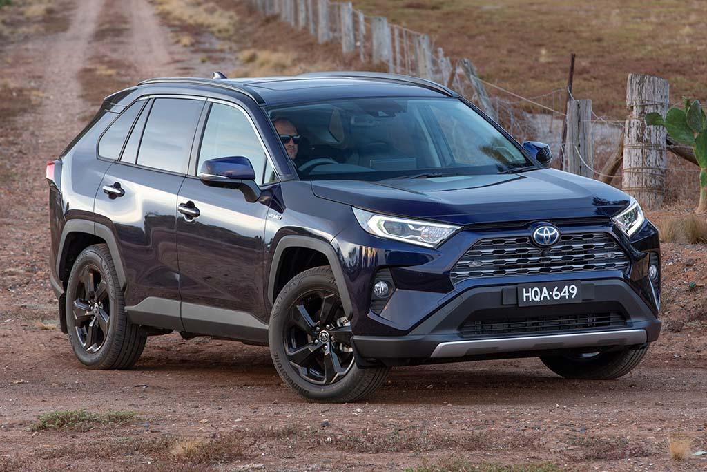Toyota Australia remains silent on hybrid stop-sale - motoring com au
