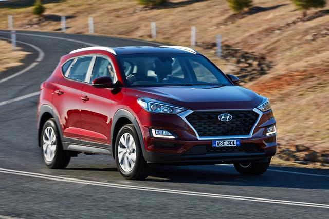 Hyundai Tucson Active X 2018 Review - motoring com au