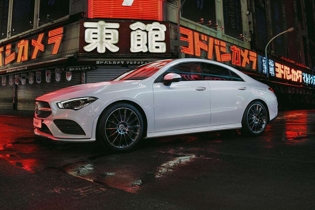 Mercedes Benz Cla >> New Mercedes Benz Cla Now On Sale Motoring Com Au