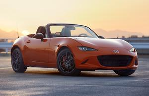 2005 mazda mx-5 nc series 1 limited edition