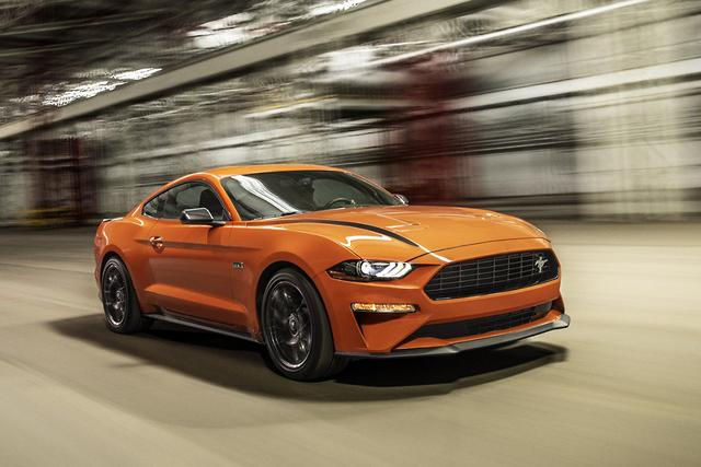 Fast Ford Mustang EcoBoost High Performance Pack unveiled