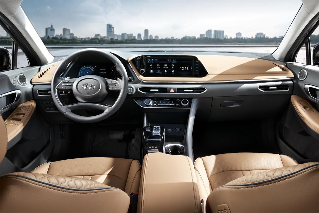 All-new 2020 Hyundai Sonata revealed - motoring com au