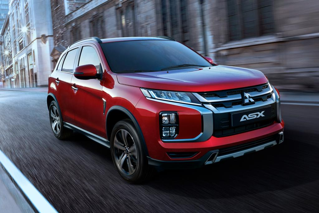 2020 Mitsubishi Asx Revealed