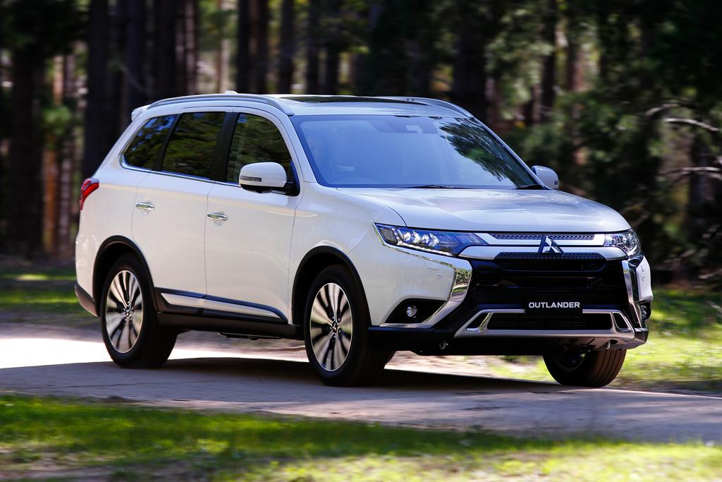 2020 Mitsubishi Outlander Review.Range Wide Aeb For 20my Mitsubishi Outlander Motoring Com Au