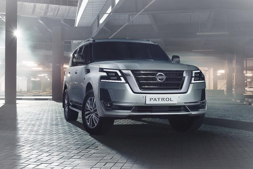 First Pics 2020 Nissan Patrol Makes Debut Motoring Com Au