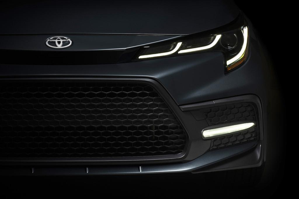 New Toyota Corolla Sedan To Lob This Week Motoring Com Au