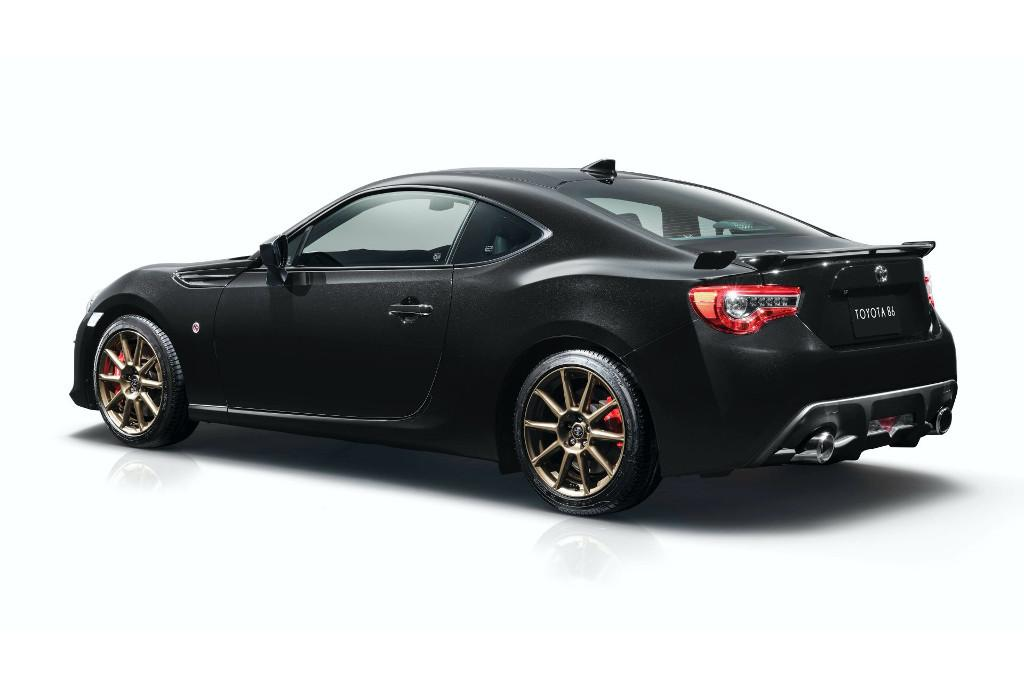 Toyota 86 Black Limited Launched Motoring Com Au