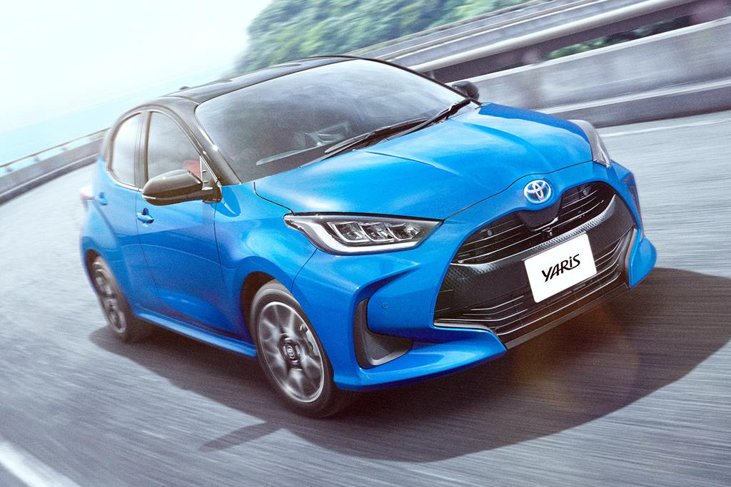 New Toyota Yaris More Local Details Motoring Com Au
