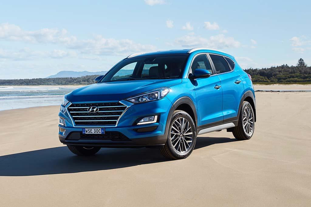 Safety updates for 2020 Hyundai Tucson - motoring com au