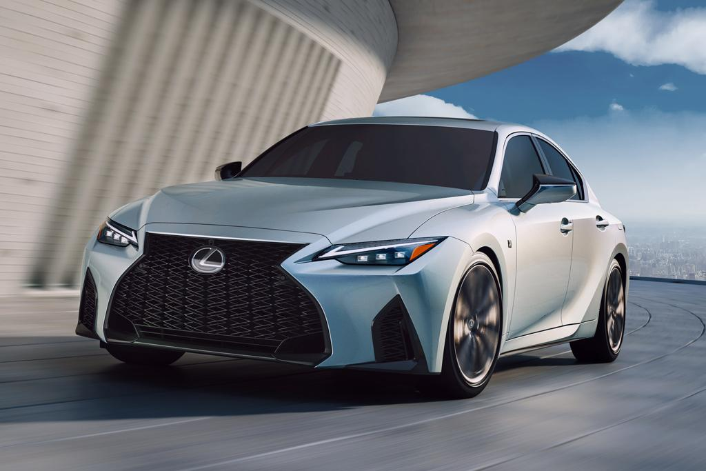 Next Lexus Is 500 Could Debut New V8 Motoring Com Au