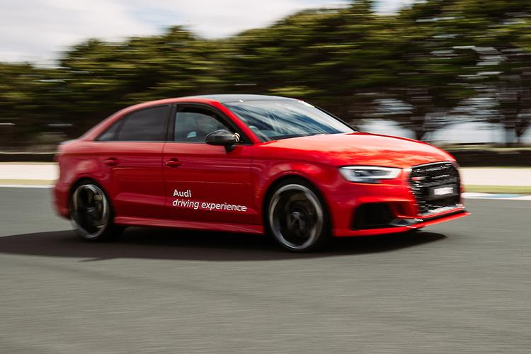 Audi school's back