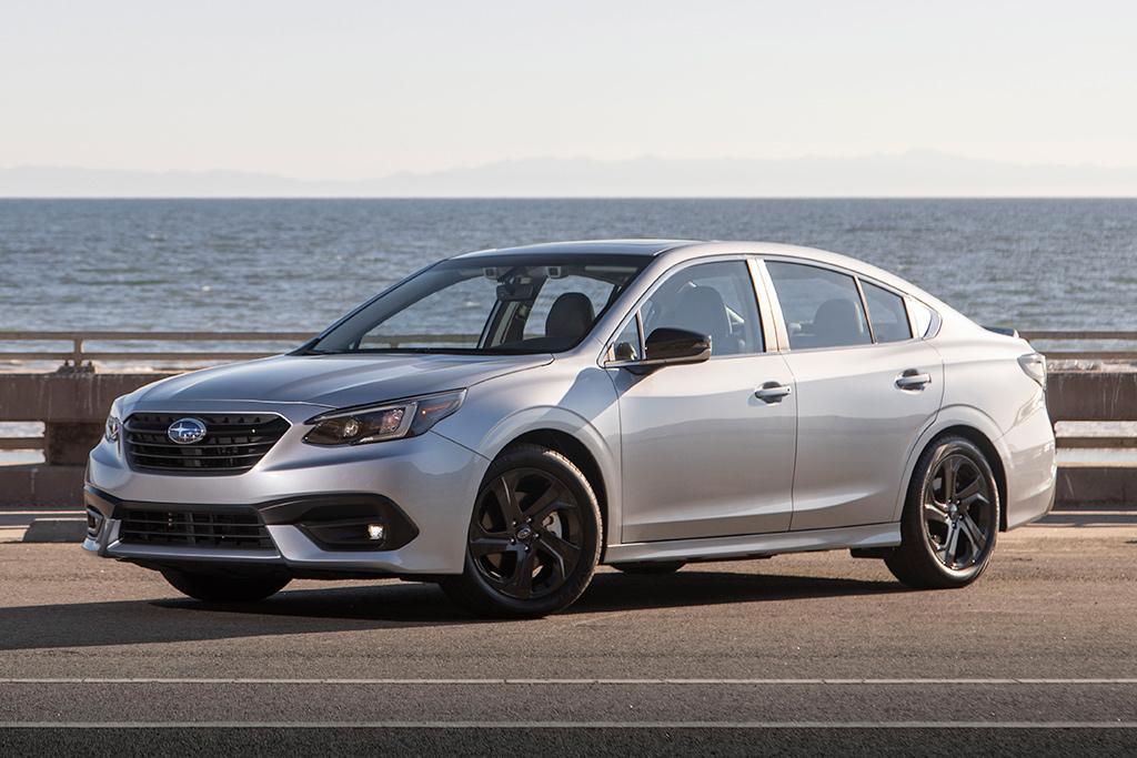 Subaru Liberty Faces The Chopping Block Motoring Com Au