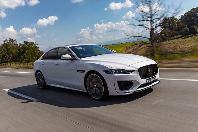 Jaguar XE 2020 Review – Australia - motoring com au