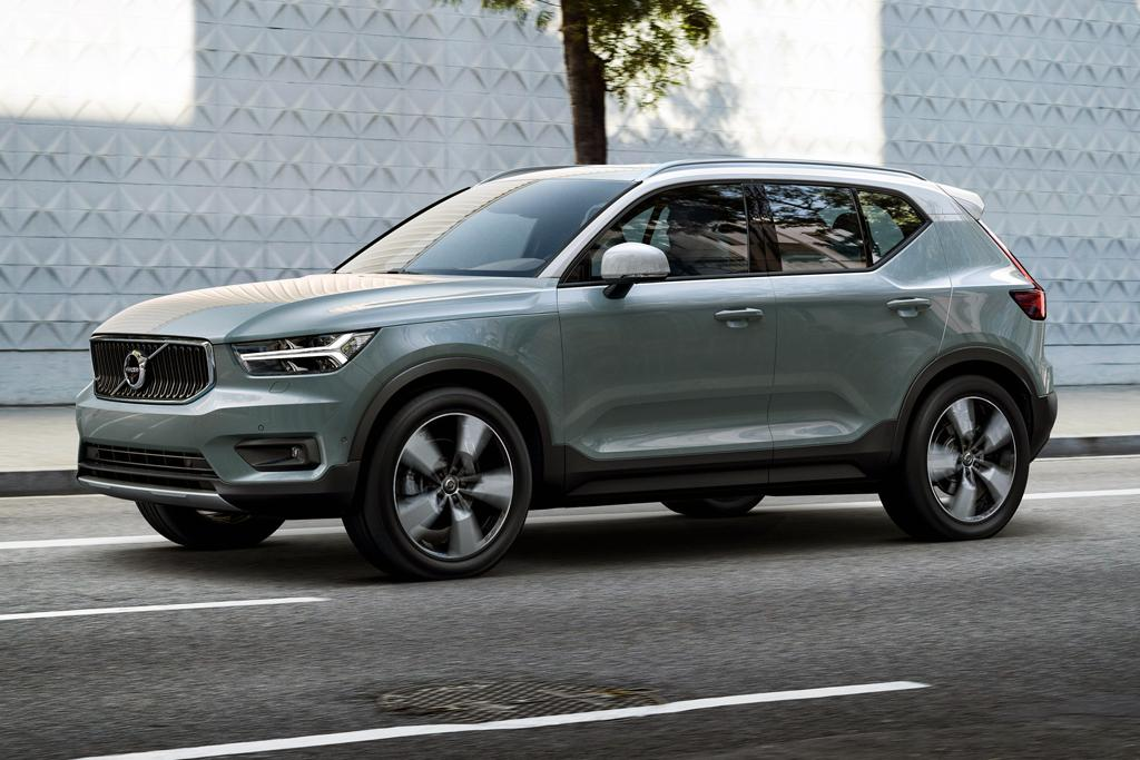 Volvo Xc40 Revealed Motoring Com Au