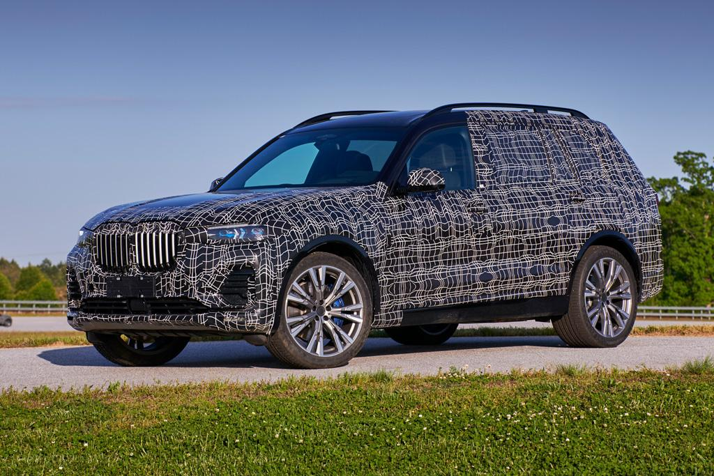 4x4 Bmw X7 >> Big plans for big BMW X7 - motoring.com.au