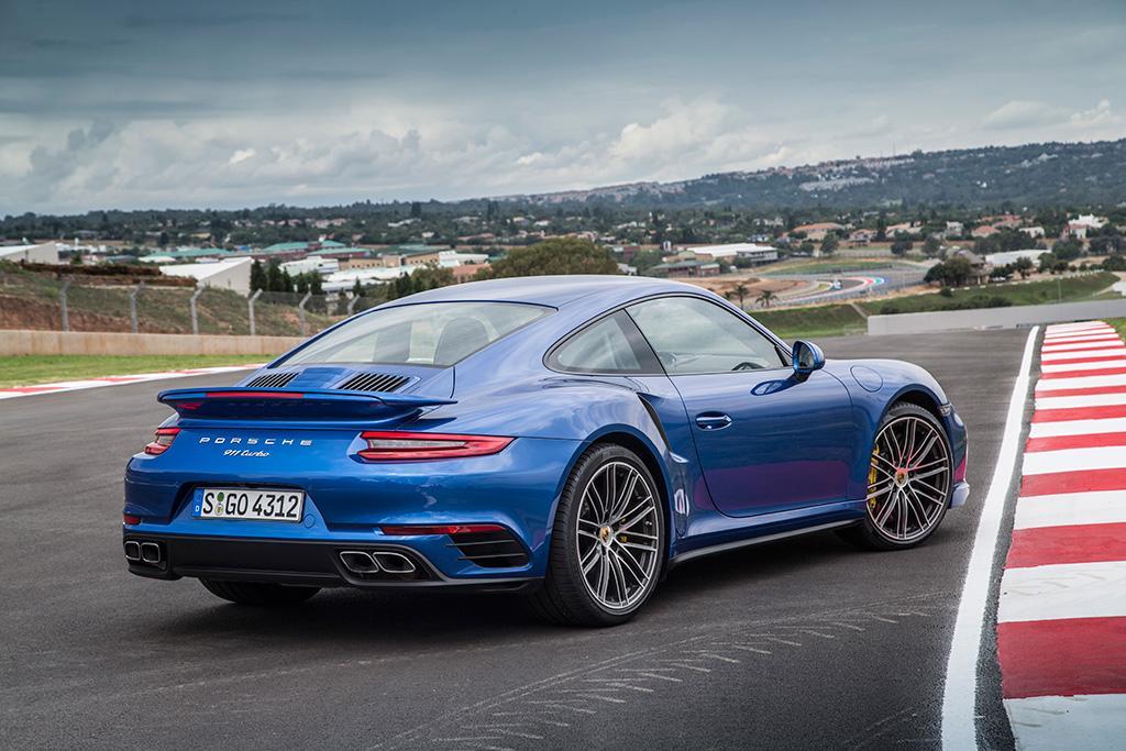 Porsche 911 Turbo S 2016 Review Motoring Com Au