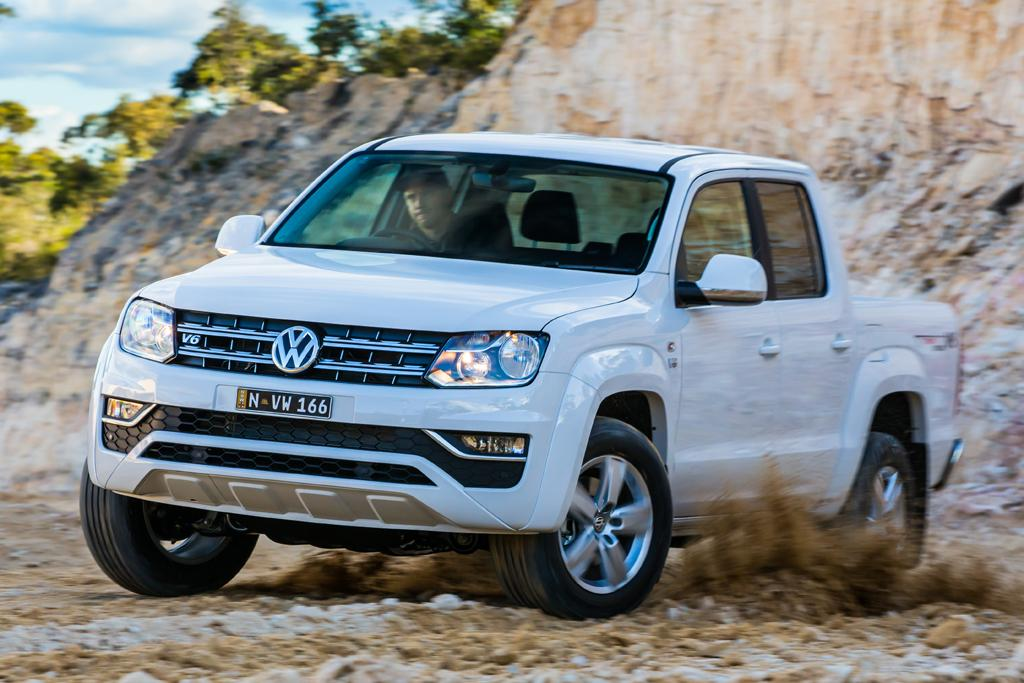 Cut-price Volkswagen Amarok V6 manual due July - motoring com au