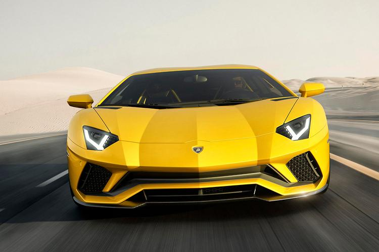 Lamborghini Planning New Four Door Model