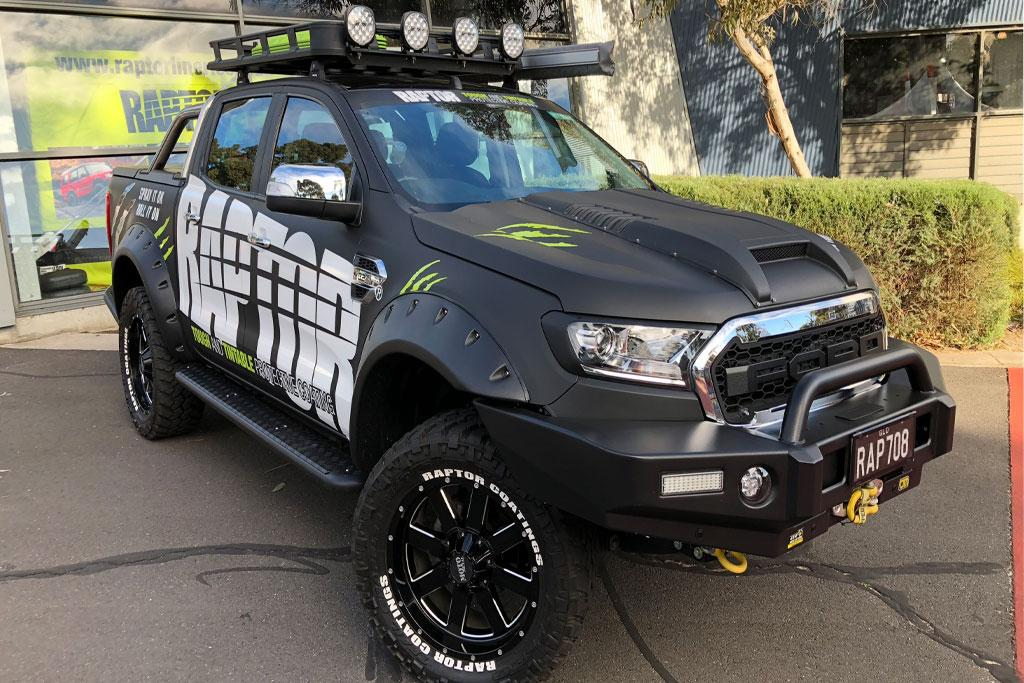 Top 10 rigs at the 2018 4x4 Show - motoring com au