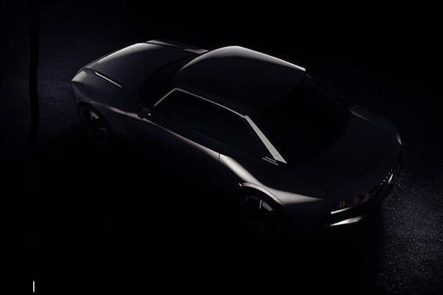 Peugeot Previews Reborn 504 Coupe Motoring Com Au