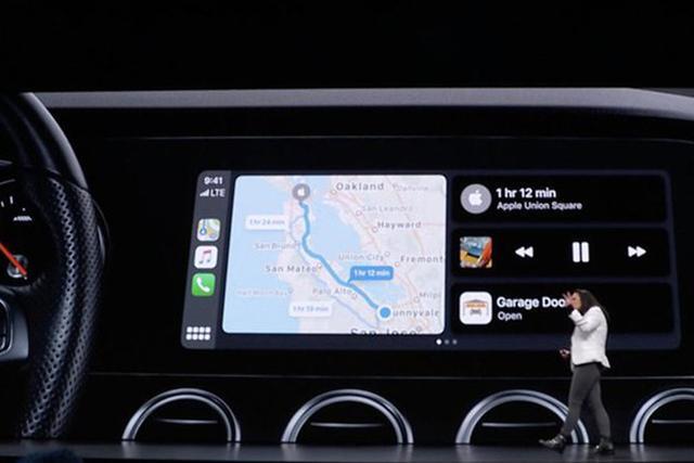 Apple CarPlay facelift revealed - motoring com au