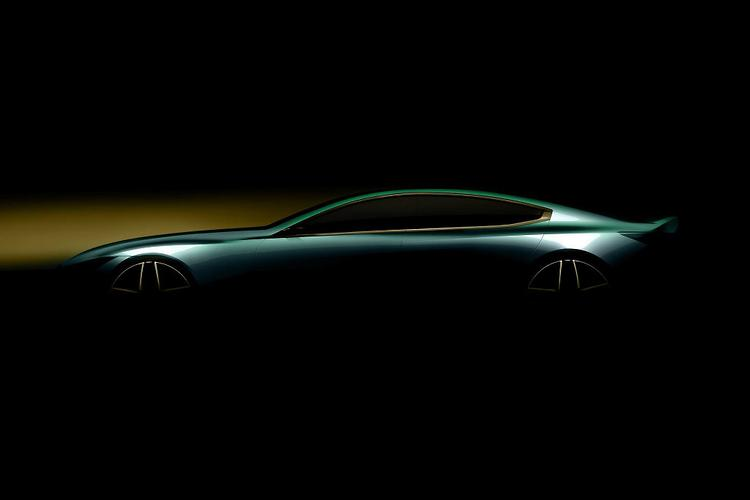BMW teases sexy 8 Series Gran Coupe