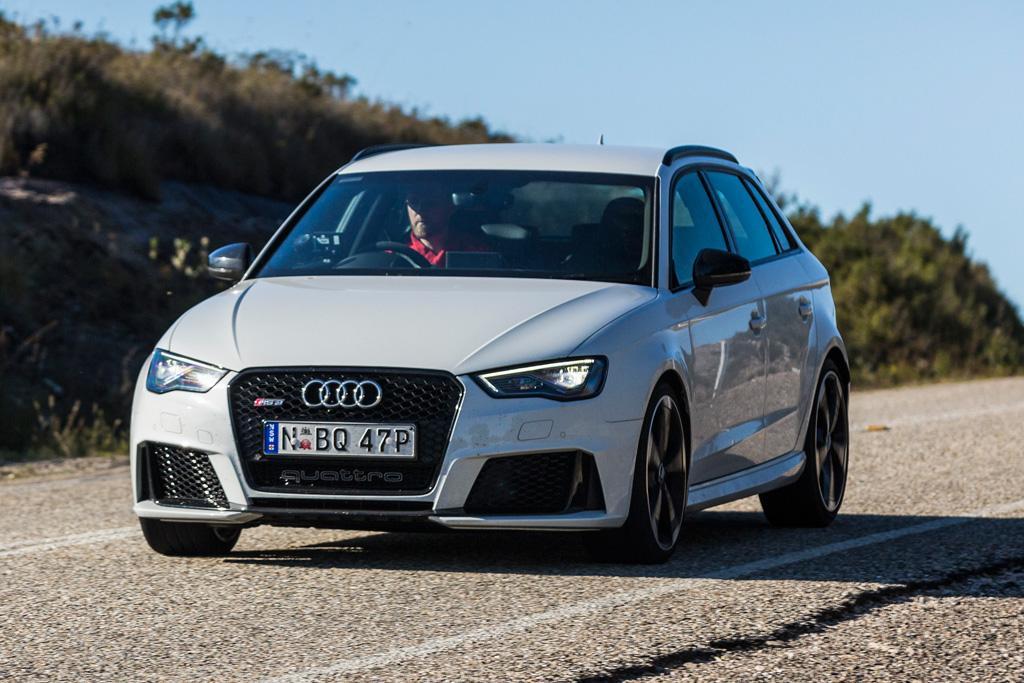 ABDC: Audi RS 3 2016 photos - motoring com au