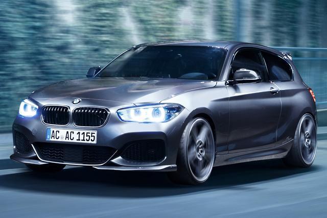 Schnitzer Reveals Triturbo BMW D Motoringcomau - Schnitzer