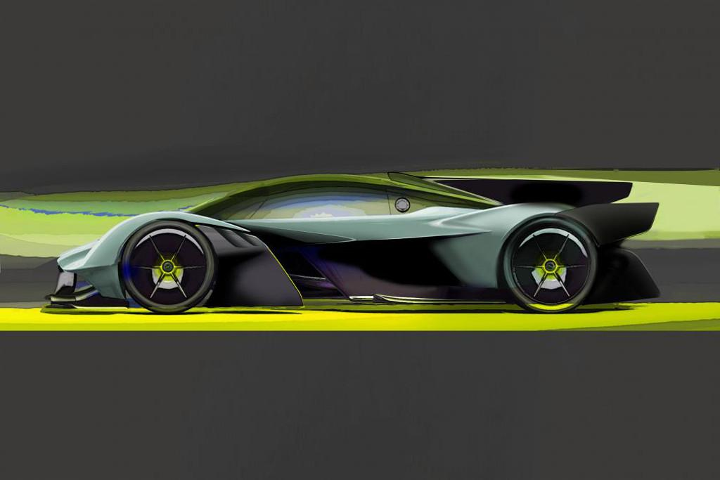 Aston Martin Reveals Epic Valkyrie Amr Pro Motoring Com Au