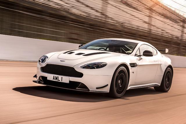 Aston Martin launches faster Vantage AMR - motoring com au